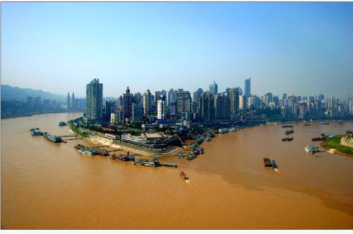 嘉陵江长江江底要挖一条两江隧道