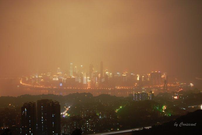 今日暴雨还将袭击重庆 周末将放晴