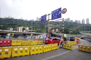 嘉华大桥11日晚至13日早晨全封闭施工 16日起全开放