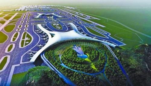 重庆机场T3A航站楼明年投用 主体形象基本形成