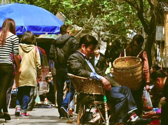 重庆的老街