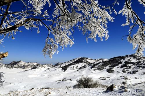 巫溪游客接待同比增长26% 将建西南最大滑雪场