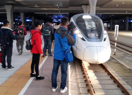 成渝高铁本月通车 二等座全程票价约120元