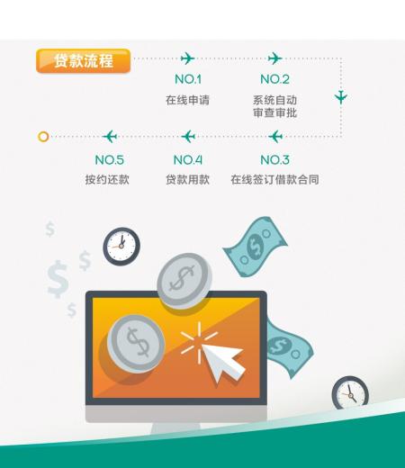 农行网捷贷:贷款分分钟 网络申请快捷轻松