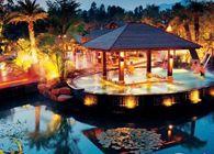 日月谷温泉酒店 400年老温泉新体验