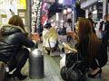 日本宫城7.4级地震 引发全城大面积停电