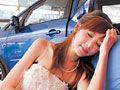 美丽光鲜的背后 走进女大学生的车模生活