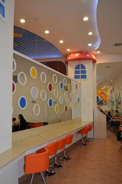 厦门首开儿童主题餐厅