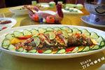泰式青柠蒸鲈鱼