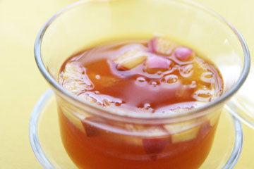 月饼+果醋饮料