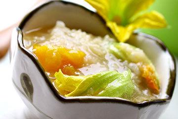 月饼+杂锦粥