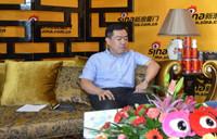 国贸汽车总经理黄俊锋