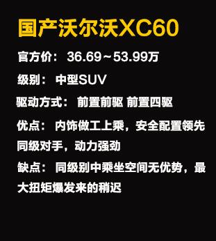更具性价比 到店实拍国产沃尔沃XC60