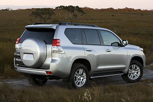 一汽丰田国产新普拉多正式下线 预计售55万元