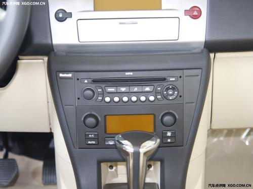 老款世嘉音响/空调控制面板