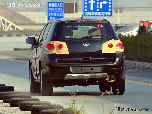 长城汽车推高端SUV 哈弗H6有望年底上市高清图片