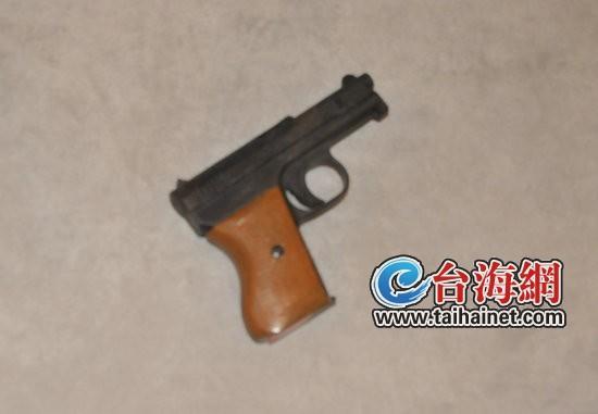 孙中山送给宋庆龄的结婚礼物――毛瑟手枪