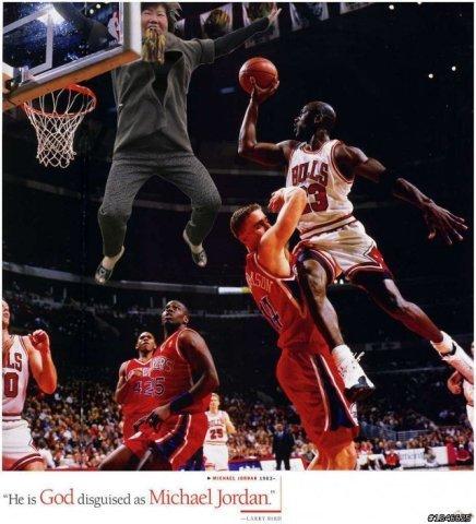 ps篮球海报素材合成图