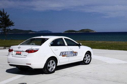 家用车代表作 第三代海马福美来体验高清图片
