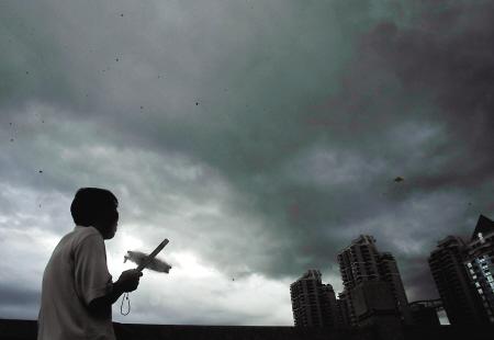 今明福建省仍有暴雨 阵雨将下到周六