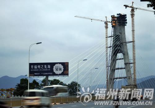 闽江,规划建设的上下店路延伸段淮安头规划环岛路,止于淮安侧三环线