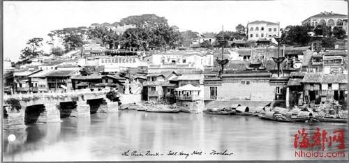 百年前的仓山仓前