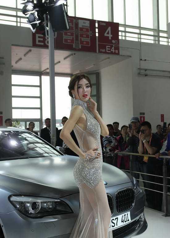 北京车展八大美模终极预告