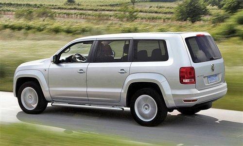 将推出七座SUV!大众全新车型假想图曝光