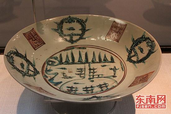 八城文物汇聚福州 再现海上丝绸之路盛景