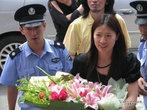 刘翔与绯闻女友不得不说的故事