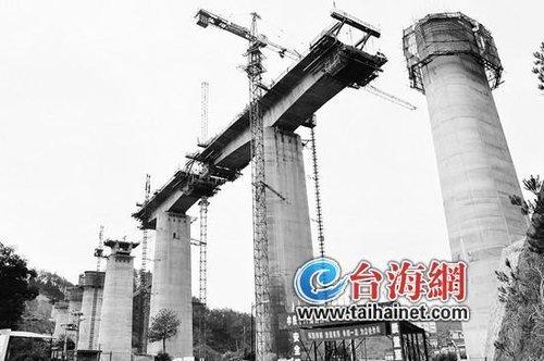 ▲由央企参建的向莆铁路,预计明年9月开通