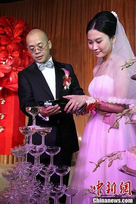 曹德旺二儿子福州完婚