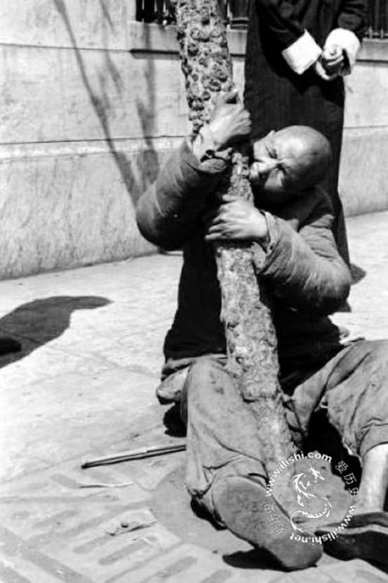 组图:1942年大饥荒的真实惨象