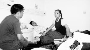儿子尿毒症晚期 救援队队员:救别人却救不了儿子