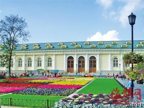 亚历山大花园