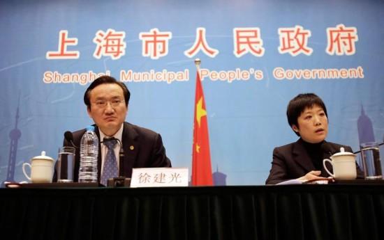上海市卫生局局长徐建光