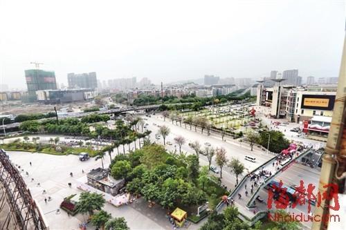 福州将建最大地下商业街 相当于两个五一广场大