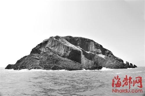 迷人的漳州南碇岛