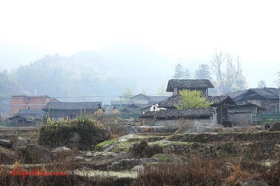 建宁县高峰村