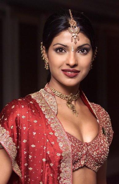 2000年世界小姐:印度佳丽普瑞延科·科普拉(Priyanka Chopra)