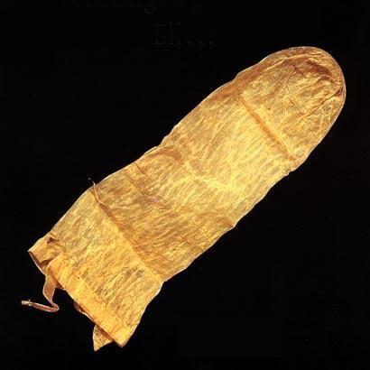 5件仍在使用的古埃及发明:从避孕套到高跟鞋