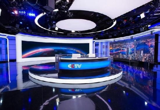 央视《新闻联播》新演播室大曝光