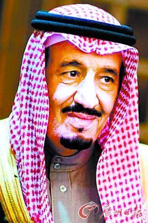 沙特王储萨尔曼