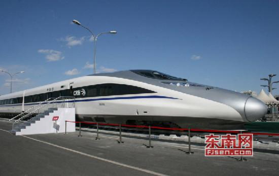 中国最快和谐号CRH380A动车组 东南网三明7月9日讯 据沙县旅游局消息,7月6日8月20日,南昌西-漳州间加开D6563次,漳州-南昌西间加开D6564次,列车使用CRH380A单组运行,均经停三明北。此次加开D6563次、D6564次,一是为了方便旅客在暑运高峰期的出行,二是为9月底杭长西段开通后开行长沙南-厦门北,长沙南-福州的跨线G车做准备。