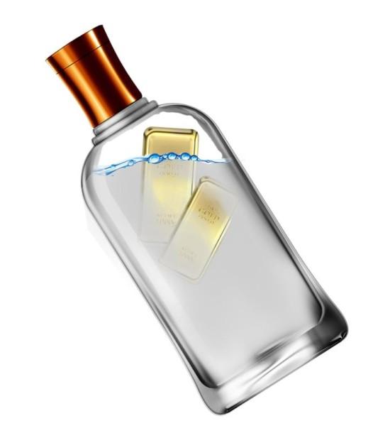金箔酒再兴起 2元金箔成本礼盒可售3999元