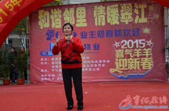 歌曲《打靶归来》-宁化县翠江镇群众自编自演精彩迎春联欢会