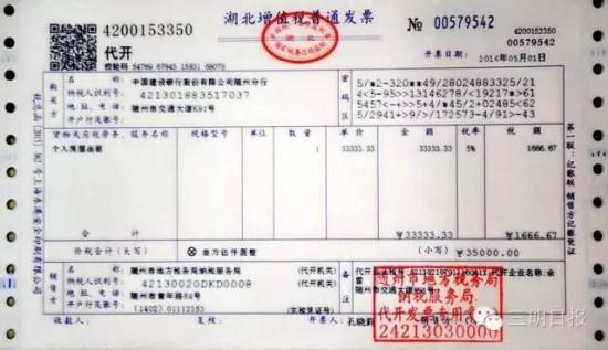 增值税发票包括增值税专用发票(含税控机动车销售统一发票)和增值税