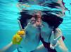 水下接吻大赛