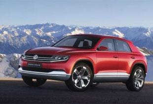 大众规划中型SUV 基于新帕萨特/未来国产