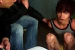 实拍福州325的哥劫杀案嫌犯的抓捕现场
